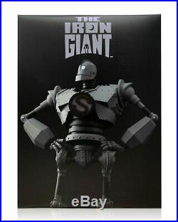 1000Toys Sentinel Iron Giant Riobot Iron Giant 1/12 Scale Diecast Figure In Hand