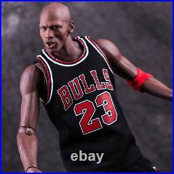 16 Scale Real Masterpiece NBA Michael Jordan Action Figure Full Set New In Box