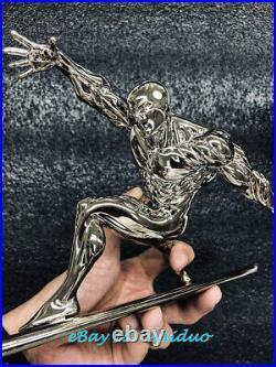 1/10 Scale Silver Surfer Statue Fantastic Four Avengers Collectible Presale