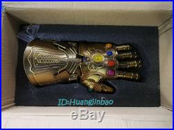 1/1 Scale Full Metal Thanos Infinity Gauntlet Wearable Cosplay Infinity stones