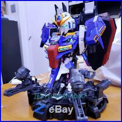 1/35 Scale Zeta Gundam Bust Assembled Model Led Light DIY Figure Z Model In Box