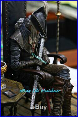 1/4 Scale Bloodborne Lady Maria Statue The Astral Clock Tower GK Collect Statue