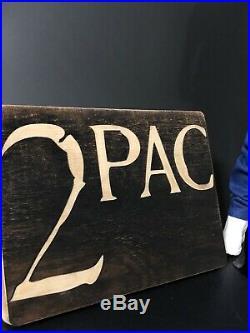 1/4 Scale Custom Tupac Shakur Statue Xmas Sale