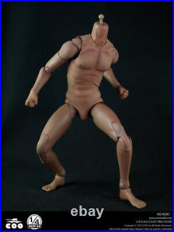 1/4 Scale Standard Male Body COOMODEL HD001 18Tan Action Figure Body