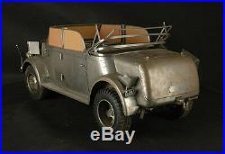 1/6 Scale 12 Diecast 1/6 German Steyr 1500 A Kommandeurwagen