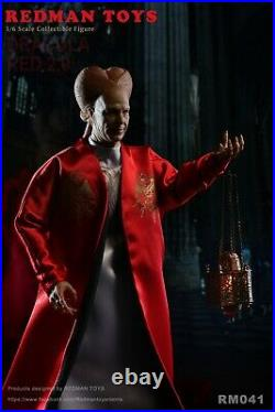 1/6 Scale Collectible Action Figure REDMAN TOYS Dracula red 2.0 Rainman iminime