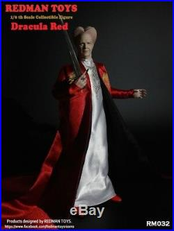 1/6 Scale Collectible Action Figure REDMAN TOYS Dracula red Rainman iminimei