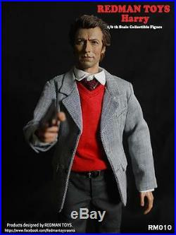 1/6 Scale Collectible Figure REDMAN TOYS Clint Eastwood Dirty Harry no iminime