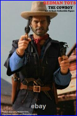 1/6 Scale Collectible Figure REDMAN TOYS Clint Eastwood The Outlaw Josey Wales