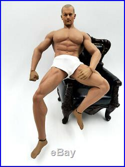 1/6 Scale Gay Doll Super Muscular Men Male Body GAY Toy Tom Finland Figure 12