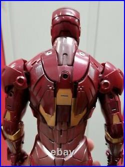 1/6 Scale Hot Toys Iron Man Mark III MMS75 Tony Stark MK3