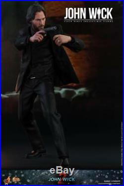 1/6 Scale Hot Toys MMS504 John Wick Chapter 2 Action Figure Model Collection