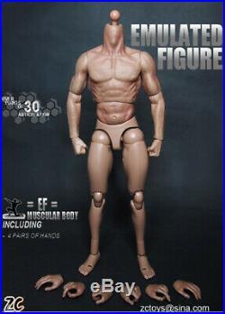 1/6 Scale James Bond 007 Agent Head Sculpt+Clothes Set+Figure Body 12 Hot Toys