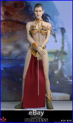 1/6 Scale Star Wars Princess Leia Organa Slave Seamless Figure USA IN STOCK