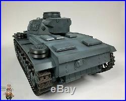 1/6 Scale Tank Panzer III