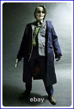 1/6 scale 12 inch Hot Toys Batman The Dark Knight Joker Action Figure