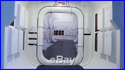 1/6 scale Tantive IV Rebel Blockade Runner Entry Way for DETOLF Hot Toys MMS468