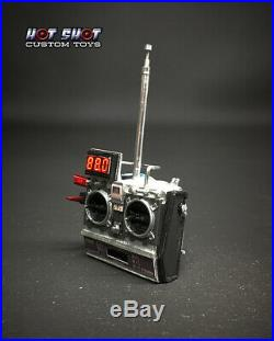 1/6 scale remote control Doc Brown Hot Shot Custom Toys Back Future BTTF Marty