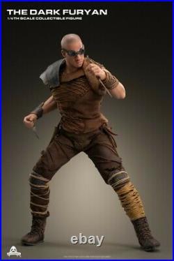 Art Figures AF025 1/6 Scale The Dark Furyan 2.0 Vin Diesel Action Figure Toy