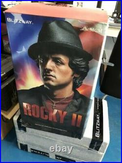 BLITZWAY Rocky Balboa ROCKY II 1/4 Superb Scale Statue From K. A. Kim Collectible