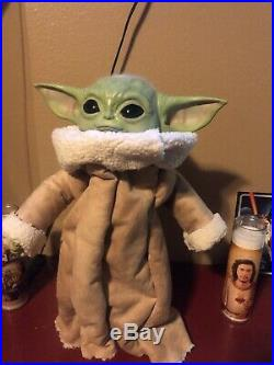Baby Yoda 11 Scale Custom Doll