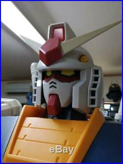 Bandai Gundam RX-78-2 Giant 1/12 scale action Figure Height 150cm vintage rare