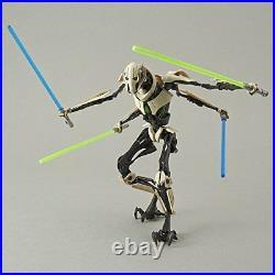 Bandai Star Wars General Grievous 1/12 Scale Plastic Model Kit from Japan