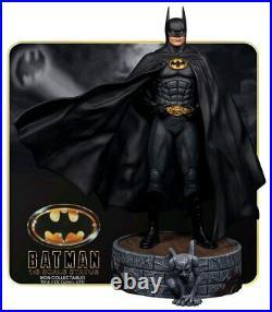 Batman 1989 Michael Keaton Batman 16 Scale Statue-IKO1025-IKON COLLECTABLES