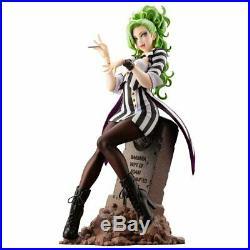 Beetlejuice Bishoujo 17 Scale Statue