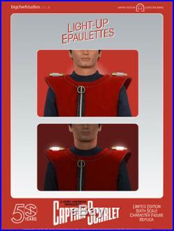Big Chief Studios Bccs0001 1/6 Scale Captain Scarlet Figure Limited Edition