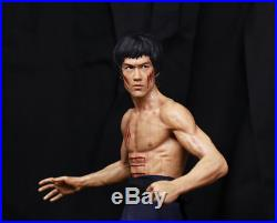 CHINA. X-H 1/6 Scale BRUCE LEE's 77th Anniversary Special Enter Collection Statue