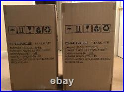 Chronicle Collectibles STARGATE (1994) 12 Scale Bust Set Of 2 ANUBIS+HORUS