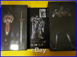Comicave 1/22 Scale Optimus Prime Diecast 50% Metal Figure Collection In STOCK