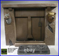 Custom 112 scale Jabba's Palace Diorama for 6 Black Series Han Solo Carbonite