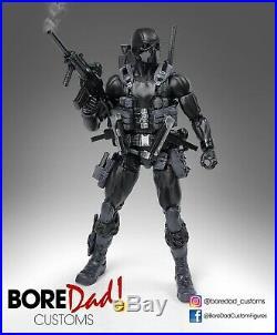 Custom 6 Scale GI Joe Snake Eyes YOU PICK STYLE 112 Marvel Legends