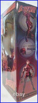 DAREDEVIL Epic Marvel Classics 1/4 Scale 18 inch Action Figure #02 Neca 2018
