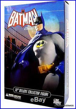 DC DIRECT BATMAN CLASSIC 13 DELUXE COLLECTOR FIGURE 1/6 SCALE NEW! Robin Joker
