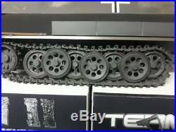 DID 1/6 Scale Wwii German Sd. Kfz. 251 Ausf Armoured Vehicle Full Metal. Rare
