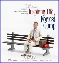 DJ Custom Forest Gump 1/6 Scale Figure Forrest Gump Tom Hanks 100% Authentic