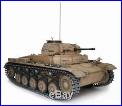 Dragon 1/6 Scale 12 WWII German Panzer Pz. Kpfw. II Ausf. C Tank Model Kit 75045