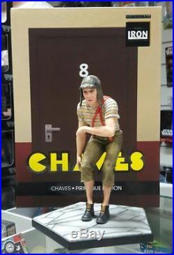 El Chavo Del Ocho Chaves Piripaque Edition Statue Art Scale 1/10 Iron Studios