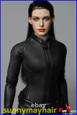 FIRE 16 Scale Catwoman Anne Hathaway Batman The Dark Knight Rises Action Figure