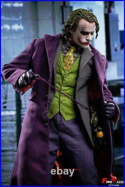 FIRE A030 Batman the Dark Knight The Joker 1/4 Scale Action Figure INSTOCK