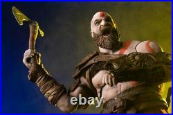 God of War Kratos 16 Scale Deluxe Action Figure PREORDER FREE US SHIPPING