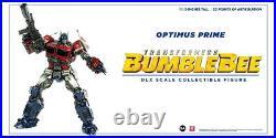 HASBRO X threeA Toys Transformers Bumblebee Optimus Prime DLX scale 11.2 Figure