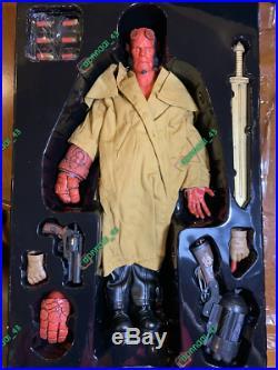 HC 16 Scale Hell Boy II Hellboy The Golden Army 12 Figure New Box Set