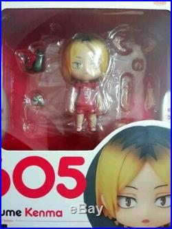 Haikyuu Nendoroid Action Figure Non Scale Kenma Kozume Nekoma Furudate Toy JP