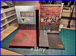 Handemade 1/12 Scale Custom Diorama Buliding House fit 6 Figure One12 Shf ML