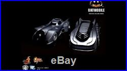 Hot Toys 1989 Batman Batmobile 1/6th Scale MMS