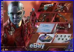 Hot Toys 1/6 Scale Nebula Rocket 12 Action Figure Doll Avengers Endgame MMS534